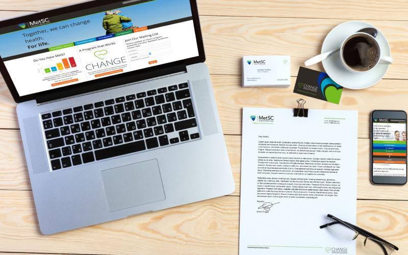 Original logo development and website design